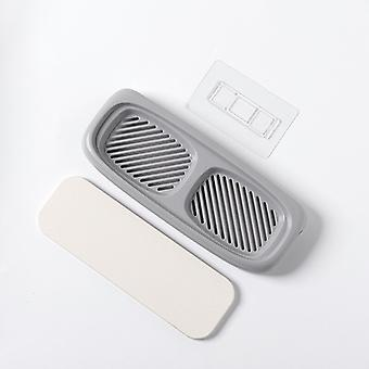 Wall-mounted Soap Dish, Bathroom Soap Dish, Portable Soap Dish, Creative Box, Bathroom Accessories