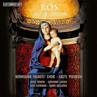 Praetorius/Bingen/Fagerheim/Norgard/Nordquist - R S: Songs of Christmas [SACD] USA import