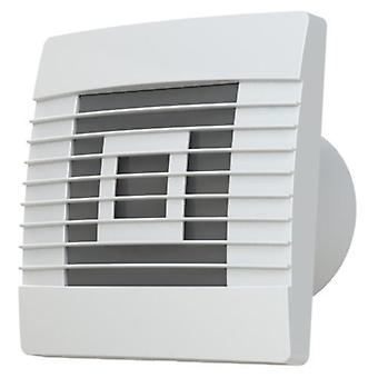 Quality Wall Extractor Fan 100/125/150mm with Gravity Shutters
