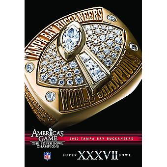NFL America's Game: Buccaneers (Super Bowl XXXVII) [DVD] USA import