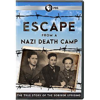 Importazione di fuggire da un nazista di sterminio [DVD] Stati Uniti d'America