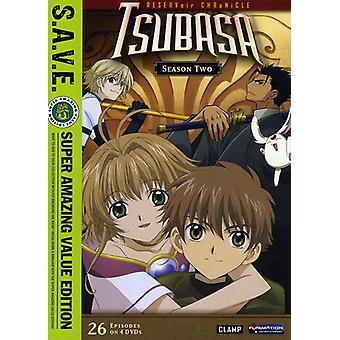 Tsubasa: Seizoen 2 S.a.V.E. [DVD] USA importeren