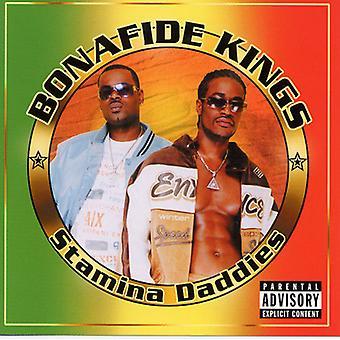 Bonafide Kings - Stamina Daddies [CD] USA import