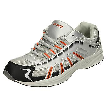 Mens Airtech Stingray Lace Up Sports Trainer