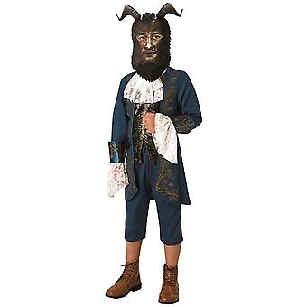 子供たちが、schnöne から獣と野獣獣衣装