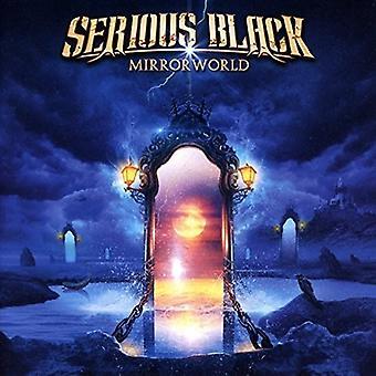 Ernstige Black - Mirrorworld [CD] USA importeren