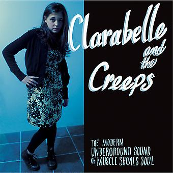 Clara Belle & the Creeps - Modern Underground Sound of Muscle Shoals Soul [CD] USA import