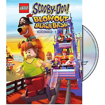 Lego Scooby-Doo Blowout Beach Bash [DVD] USA import