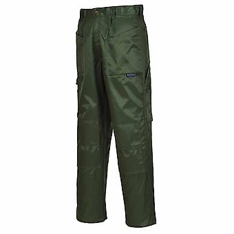 Portwest - Ohio BuildTex Workwear Durable Cargo Trousers