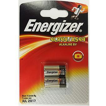 エナジャイザー A544 アルカリ電池 (2 パック)