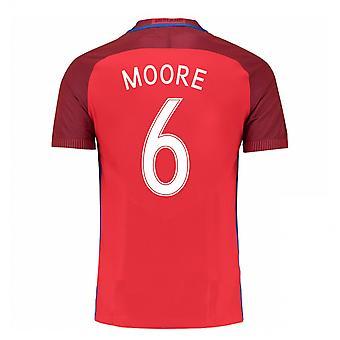 Dzieci koszulki Anglii (Moore 6) - 2016-17