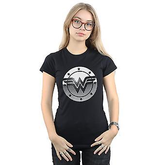 DC Comics kvinders Wonder Woman Spot Logo T-Shirt