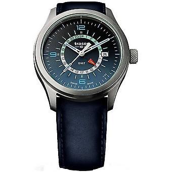 Traser H3 watch P59 Aurora GMT 107035