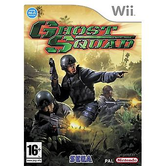 Ghost Squad (Wii)-fabriek verzegeld