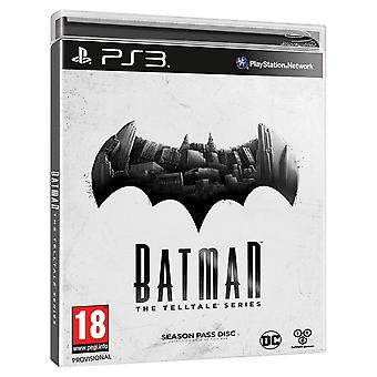 Batman The Telltale Series PS3 Game