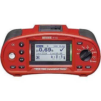 Benning IT 115 Tester electric calibrat la (standarde ISO)