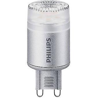 Philips Lighting LED EEC A+ (A++ - E) G9 Pen 2.5 W = 25 W Warm white (Ø x L) 23 mm x 58 mm 1 pc(s)