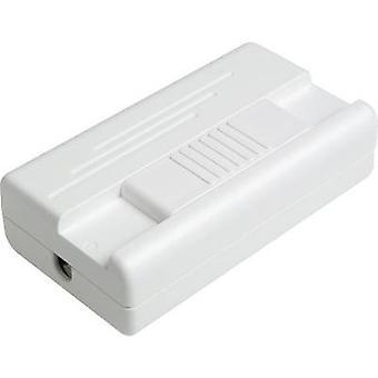 エーマン 2561 C 0100 プル調光器ホワイト スイッチング容量 (分) 20 W スイッチング容量 (最大) 400 W 1 pc(s)