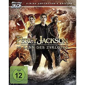 blu-ray 3D Percy Jackson - Im Bann des Zyklopen Collectors Edition (+2D Version) FSC: 12