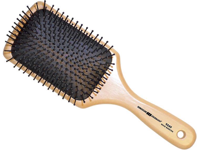 Hercules Sagemann Detangling Paddle Hair Brush Wood