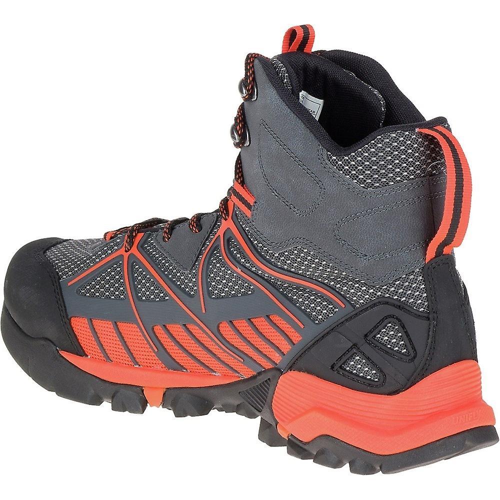 Merrell Capra Venture Goretex Surround J35679 trekking tutto l'anno scarpe da uomo cPSX2I