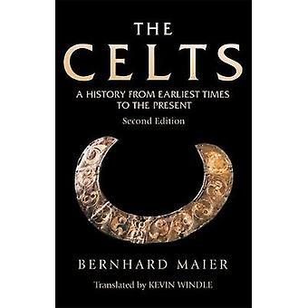 The Kelten - Een geschiedenis van vroegste tijden tot het heden door Kevin Wind