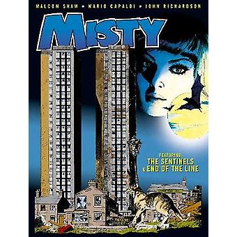 Misty vol 2 by Malcolm Shaw - 9781781086001 Book
