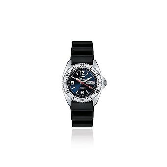 CHRIS BENZ - Diver Watch - ONE MEDIUM 200M - CBM-B-KB-SI