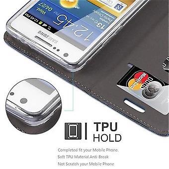 המקרה cadorabo עבור Samsung Galaxy S2/S2 פלוס מקרה המקרה לכסות-מקרה טלפון עם אבזם מגנטי, הפונקציה לעמוד וכרטיס תא – מקרה כיסוי מגן מקרה מקרה האירוע קיפול הספר סגנון
