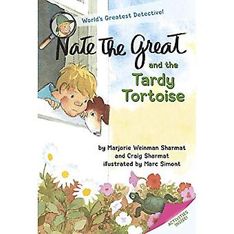 Nate the Great and the Tardy Tortoise (Nate the Great Detective Stories)
