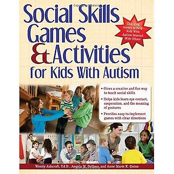 Social Skills Games  ; Activities for Kids with Autism
