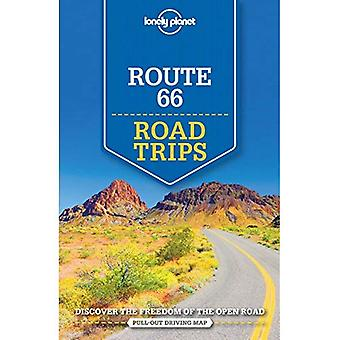 Lonely Planet Route 66 Road Trips - Travel Guide (Paperback)