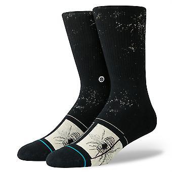 Haltung-Stiftung Herren Socken ~ Buzzy (Größe L)