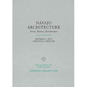 Architettura del Navajo: Forme, storia, distribuzioni (insieme di secolo)