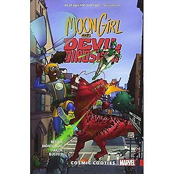 Moon flickan och djävulen dinosaurie Vol. 2: kosmiska Cooties