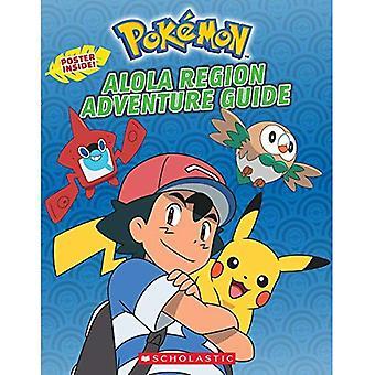 POKEMON: Alola regionen äventyr Guide (Pokemon)