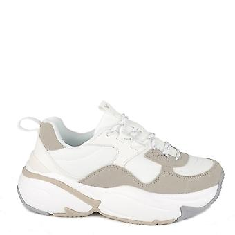 Victoria Shoes Aire Neutral Chunky Trainer