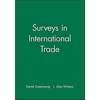Surveys in International Trade by Greenaway