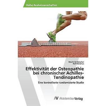 Effektivitt der Osteopathie bei chronischer AchillesTendinopathie mennessä Hlscher Mechtild