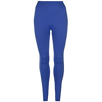 Reebok Womens Workout Seamless Tights Performance Pants Trousers Bottoms Stretch