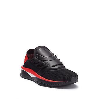 Puma Mens TSUGI Shinsei Cubism Fabric Low Top Lace Up Running Sneaker