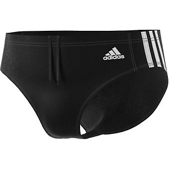 Adidas 3 Stripes Brief Swimwear For Boys