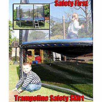 Pannello esterno di sicurezza trampolino per 8 ft trampolino