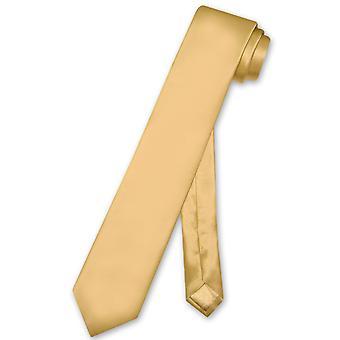 Biagio 100% משי עניבה צרה גברים רזים ' s 2.5