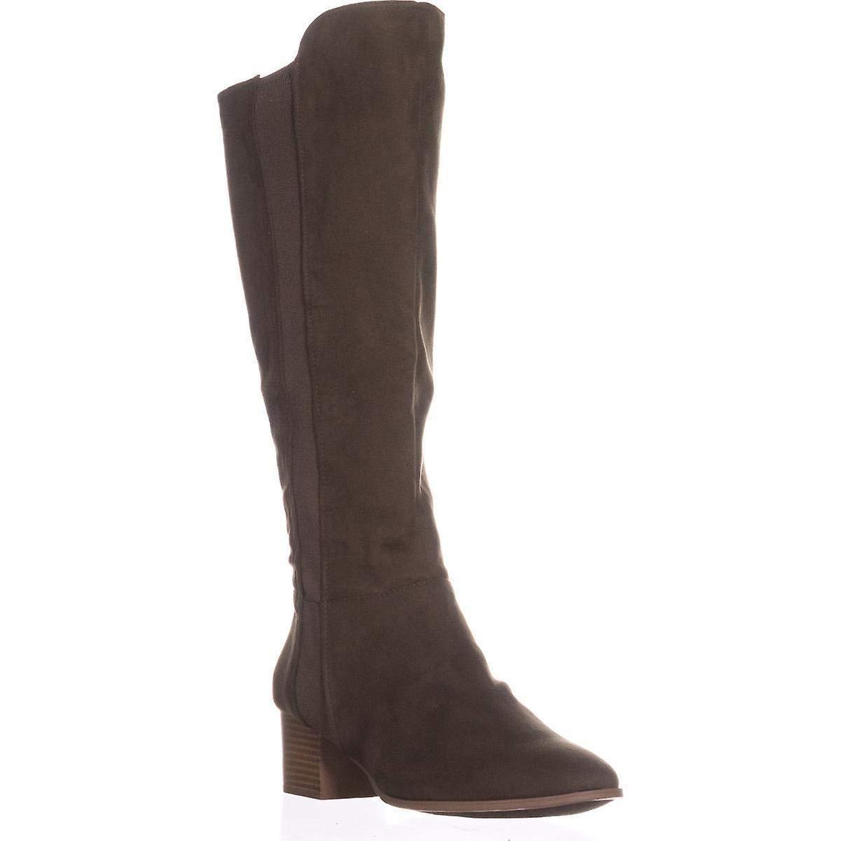 Stil & Co Finnly tall Boots furu størrelse 5.5 M