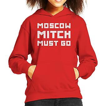 Mosco Mitch muss Kid's Kapuzen Sweatshirt gehen