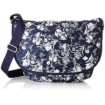 Oilily Groovy Diaperbag Lhf - Blue Women's Tote Bags (Blau (Dark Blue)) 14.0x29.0x40.0 cm (B x H T)
