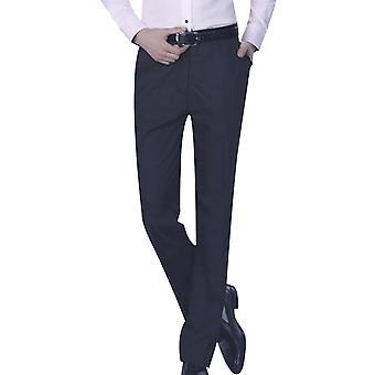 Allthemen menn ' s Dress bukser fire årstider arbeid Business Dress bukser