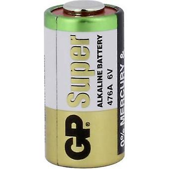 GP batterijen GP476A niet-standaard batterij 476 een alkali-mangaan 6 V 105 mAh 1 PC (s)