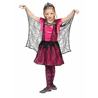 Spinnenkostüm Spinne Kostüm Spidergirl Kind Mädchen pink Kinderkostüm Karneval Pierro´s